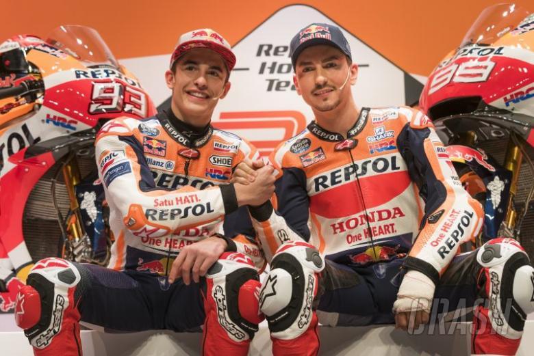 Honda won't change approach for 'true champion' Lorenzo