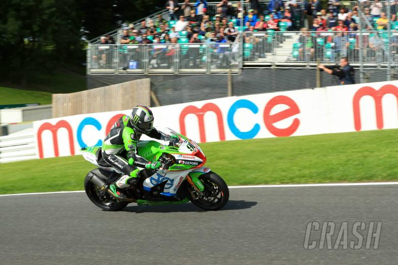 British Superbikes: Cadwell Park - Race results (1)