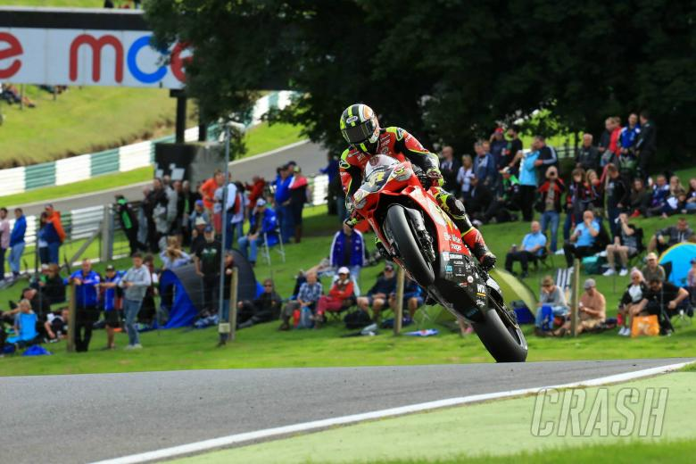 British Superbikes: Cadwell Park - Qualifying results