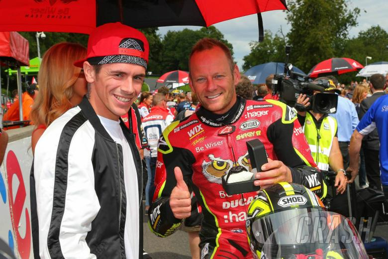 British Superbikes: EXCLUSIVE: Shane Byrne Interview