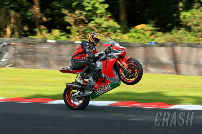 British Superbikes: Linfoot gets redemption with Oulton Park victory