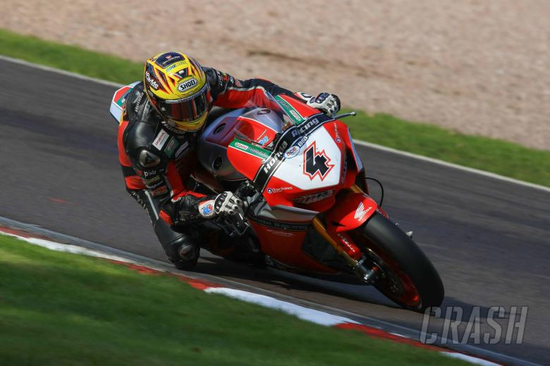 From engine blow to race win for Linfoot
