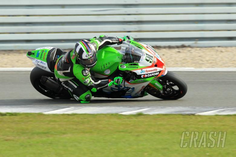 British Superbikes: Donington Park - Pre-season test results