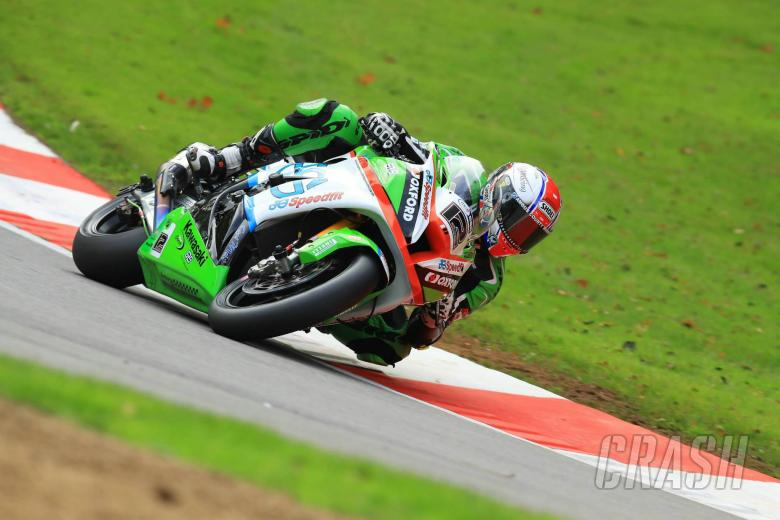British Superbikes: Mossey tops opening session as Byrne crashes out