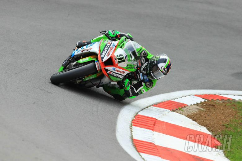 British Superbikes: Haslam suffers broken wrist, thumb, ankle in 172mph fall