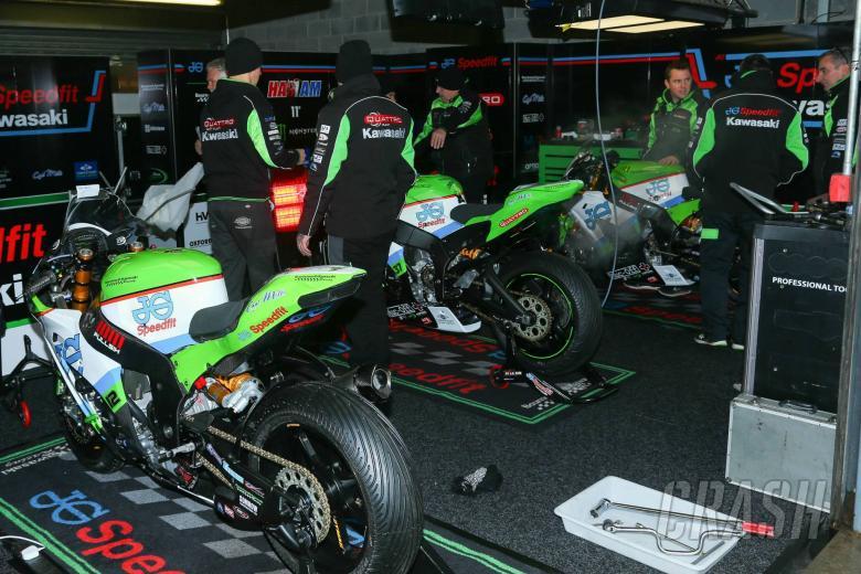 British Superbikes: Donington Park - Warm-up results