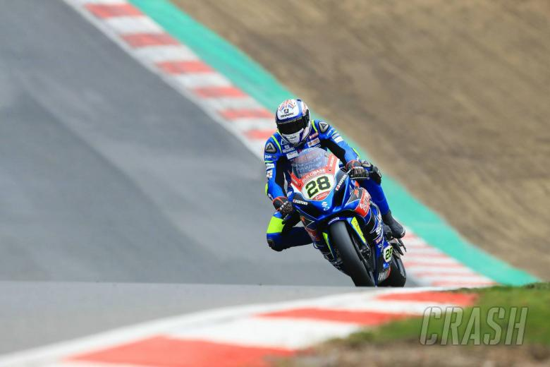 British Superbikes: Ray blitzes qualifying for pole position at Brands Hatch Indy