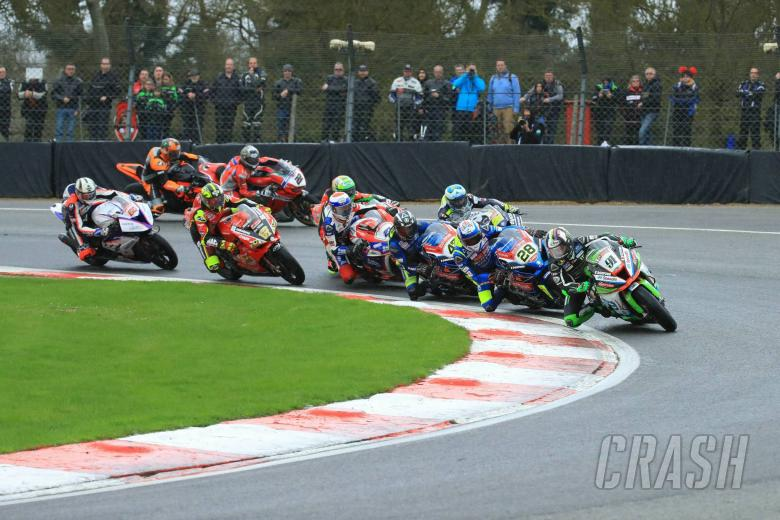 British Superbikes: Haslam: I never wanted wet race two to end