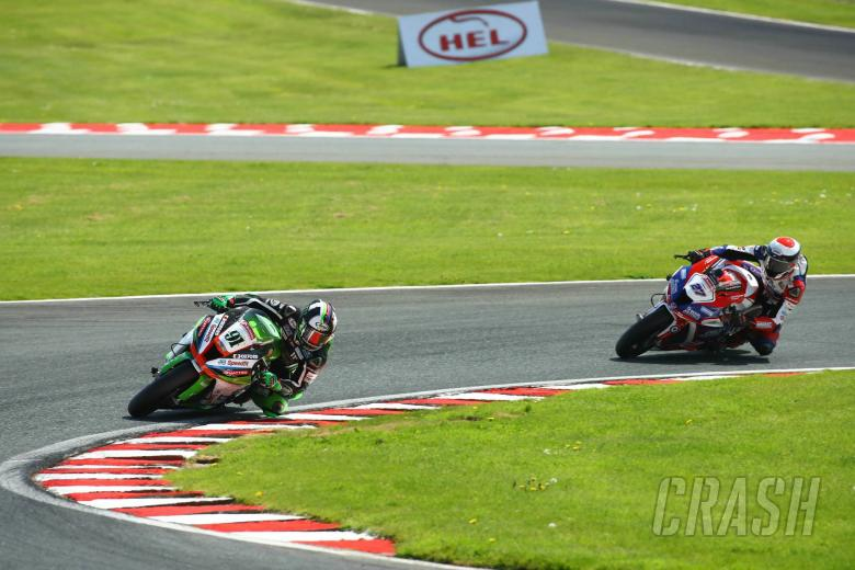 "British Superbikes: Haslam ""feeling good"" with BSB championship lead"