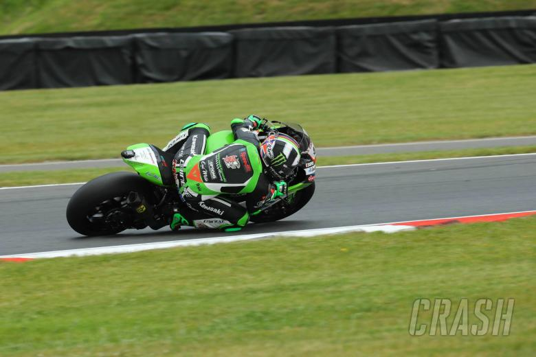 British Superbikes: Snetterton - Race results (1)