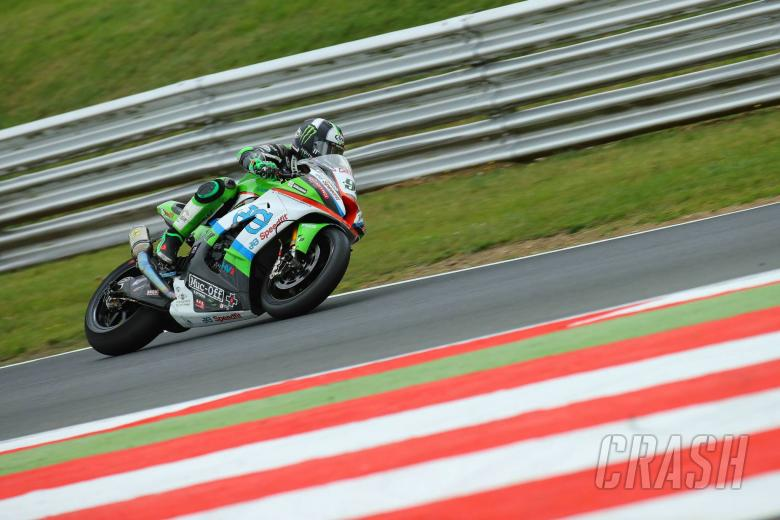 British Superbikes: Haslam ends Dixon's winning run at Knockhill