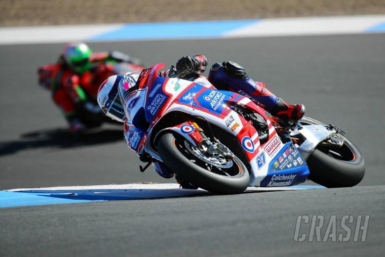 British Superbikes: Knockhill breakthrough breathes confidence into Dixon