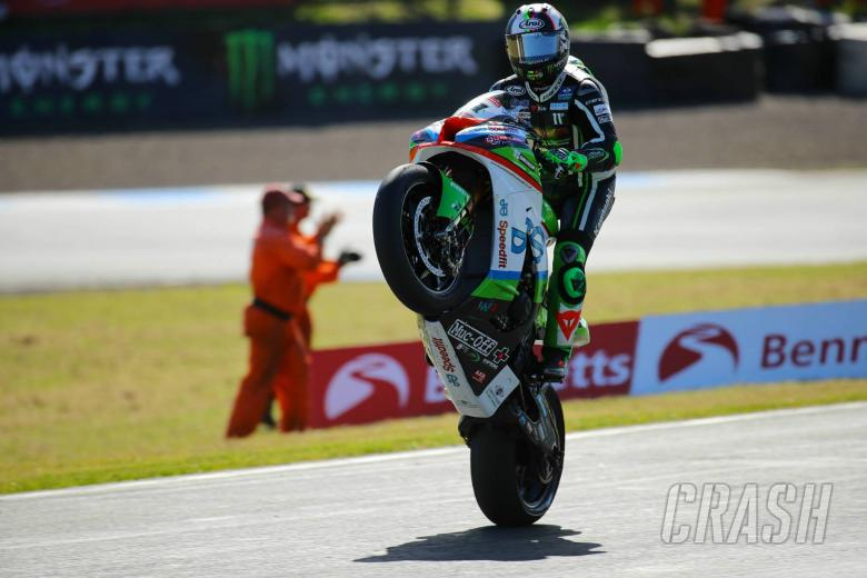 British Superbikes: Back-shift gear issue denies Haslam double