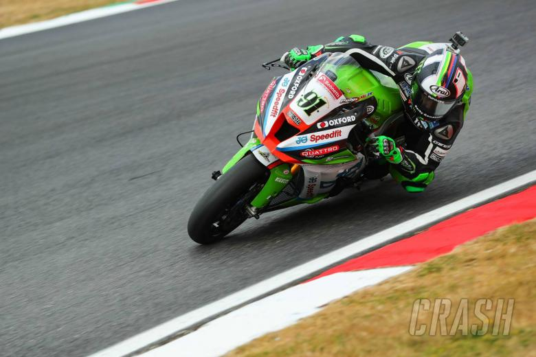 British Superbikes: Haslam: We need to wrap up BSB title