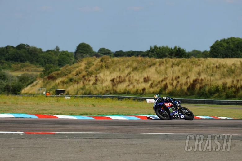 British Superbikes: Thruxton - Race results (2)