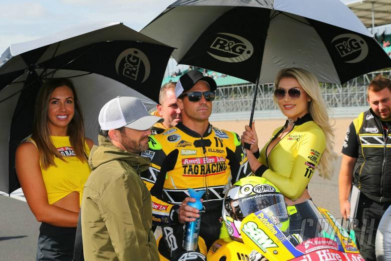 British Superbikes: Ellison stays in BSB with Smiths Racing BMW switch