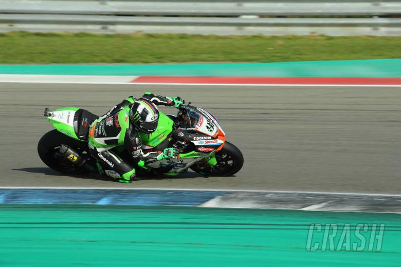 British Superbikes: Haslam keeps clear of Dixon in Assen opener