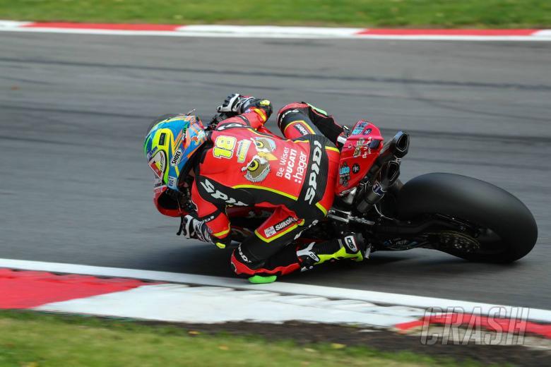 British Superbikes: Brands Hatch GP - Warm-up results