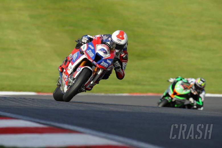 British Superbikes: Moto2-bound Dixon proud of BSB title fight bow