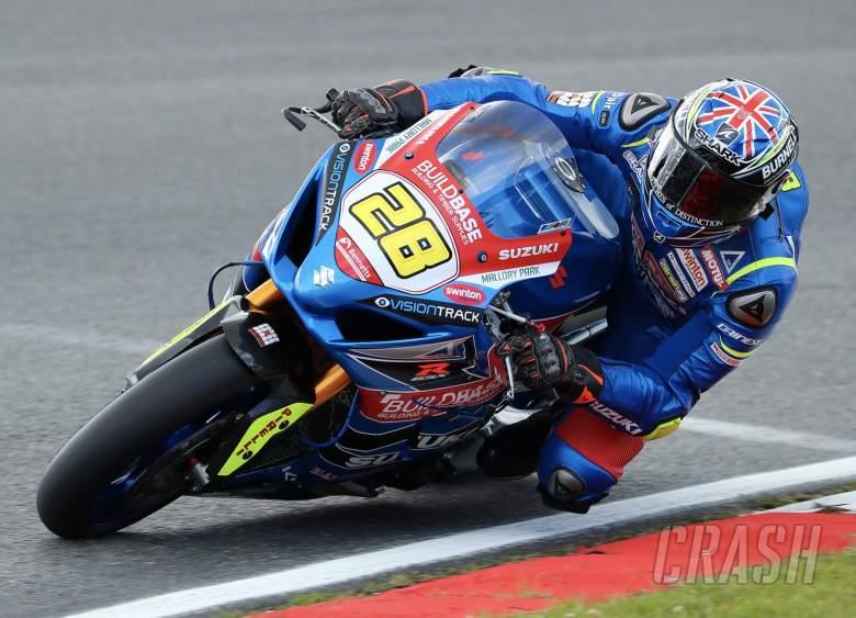 Bradley Ray - 'To do Suzuka 8 hours event and test a MotoGP bike' was phenomenal