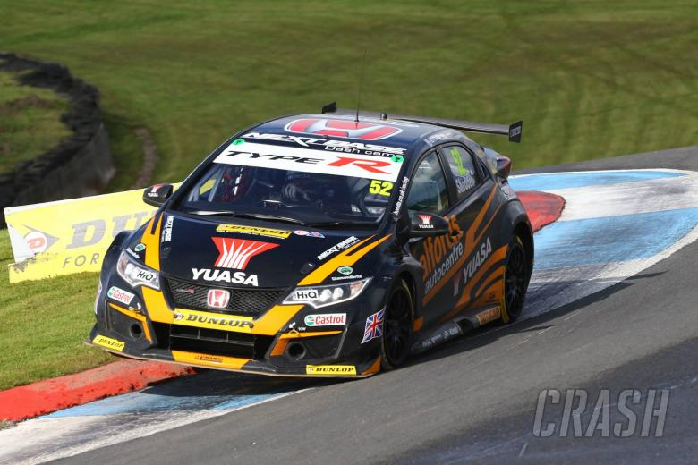 Honda confirms Shedden split in BTCC
