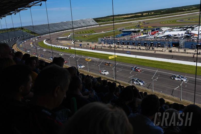 BTCC: Rockingham drops off 2019 BTCC calendar