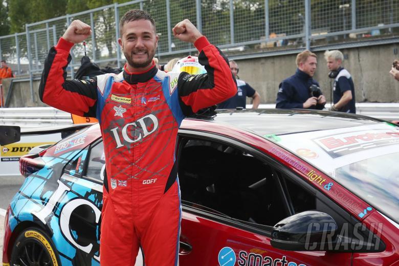 BTCC: Goff remains at Eurotech Racing for 2018