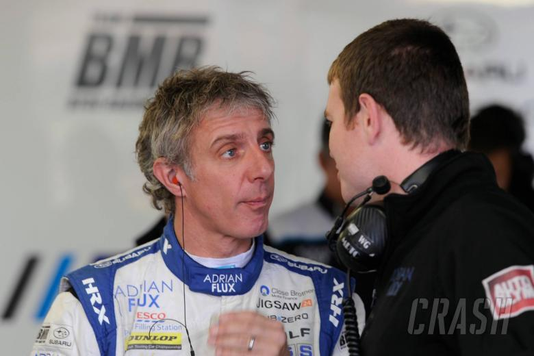 Plato stays with BMR Racing in BTCC
