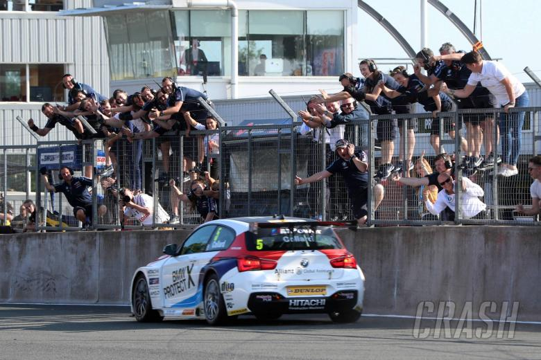 BTCC: Collard revels in 'massively important' Oulton win