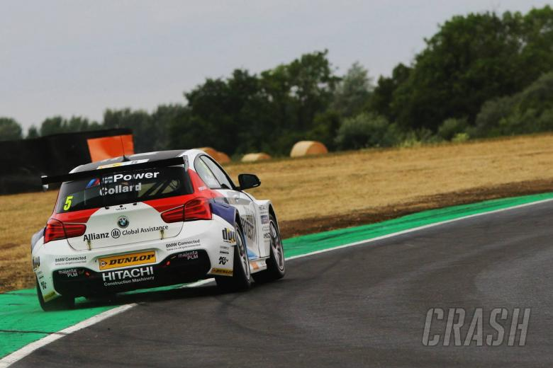 Collard ruled out of Rockingham and Knockhill