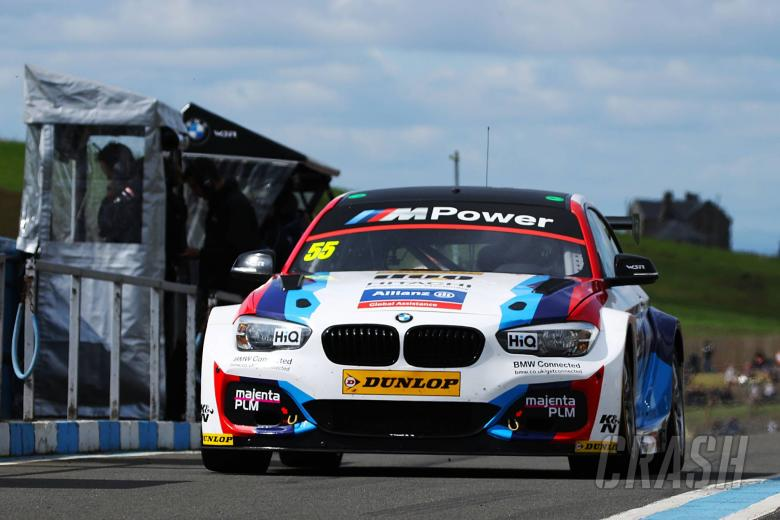 BTCC: Ricky Collard to continue with WSR at Silverstone
