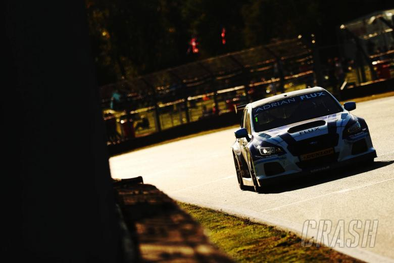BTCC: Sutton beats Cook in photo-finish for finale win
