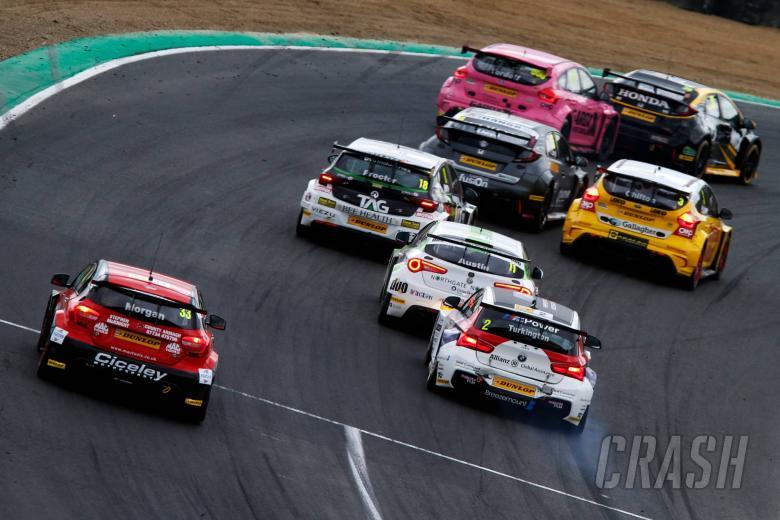 BTCC: Kwik Fit announced as BTCC series title sponsor