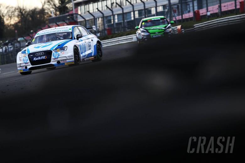 Blundell primed for BTCC race debut
