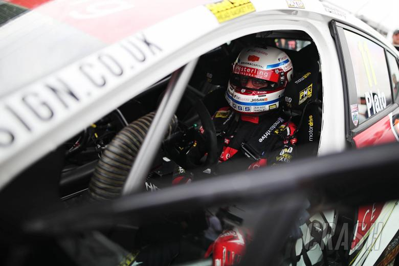 Plato 'confident of fighting for wins' from front-row