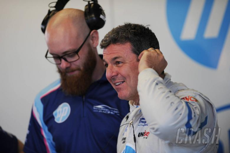 Blundell announces retirement from racing following BTCC comeback