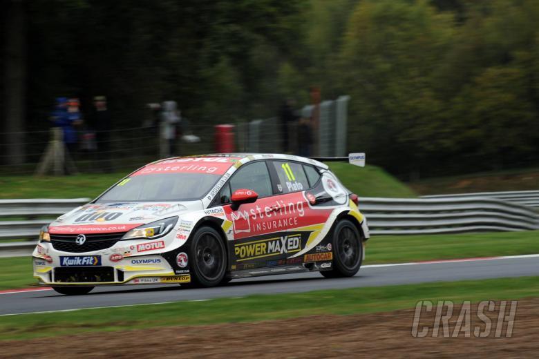 Plato, Jackson form Power Maxed Racing line-up