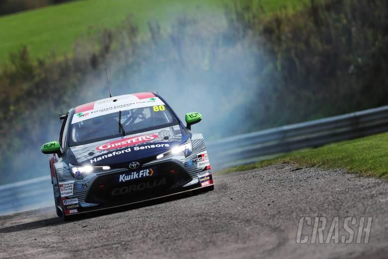 iTom Ingram (GBR) - Toyota Gazoo Racing UK with Ginsters Toyota Corolla