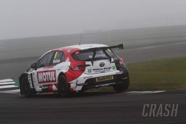iRory Butcher (GBR) - Toyota Gazoo Racing UK Toyota Corolla