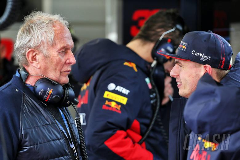 Marko: Red Bull drivers getting coronavirus idea not well received