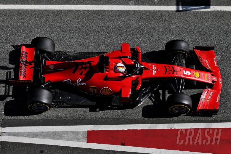 Binotto: Mesin F1 2020 Ferrari 'tidak sekuat' sebelumnya