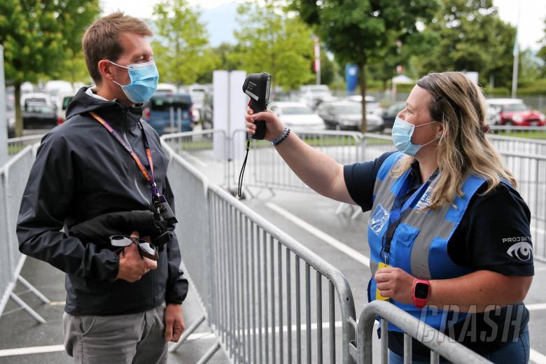 F1 confirms 4,000 Austrian GP COVID-19 tests come back negative