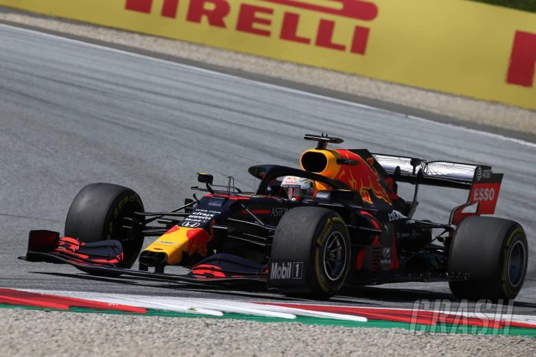 "Verstappen rues loss of ""easy podium"" in Austria"