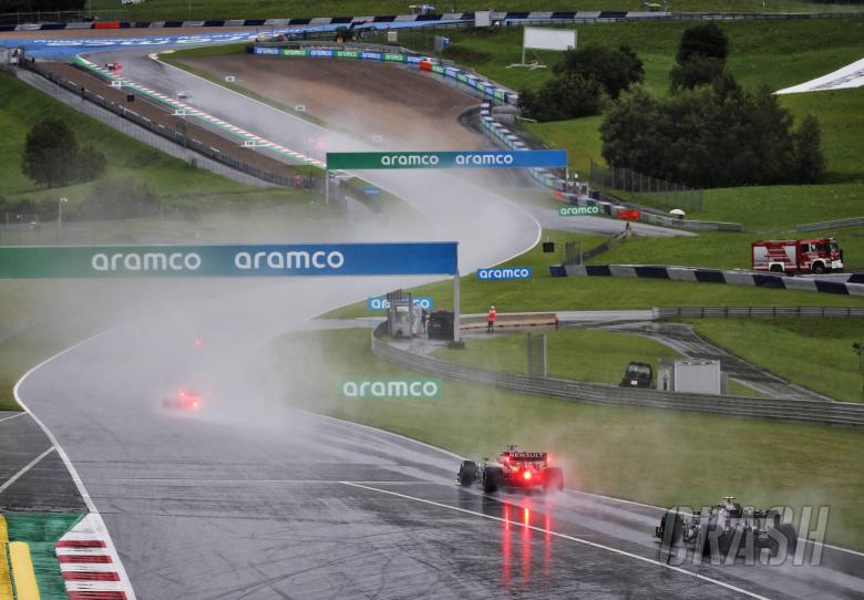 2020 F1 Styrian GP: Qualifying - As it happened