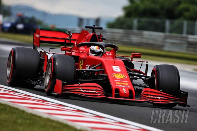 """Vettel: Mercedes di """"alam semesta yang berbeda"""" di F1 GP Hongaria"""