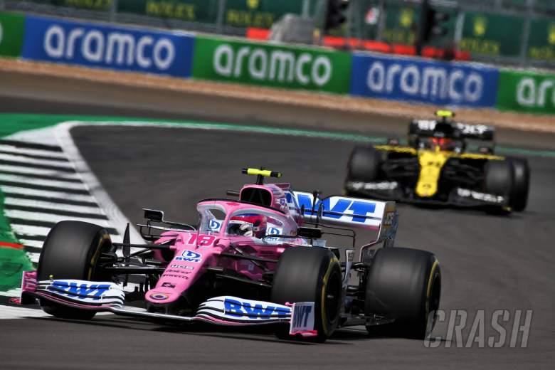Keputusan muncul saat Renault memprotes Racing Point