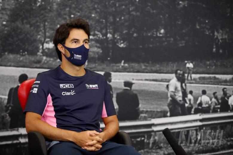 Perez tidak berbicara dengan tim F1 lainnya di tengah rumor Vettel