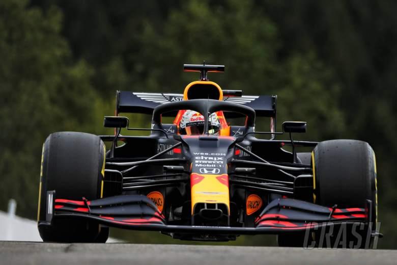 Verstappen mengecilkan peluang pole F1 Belgia meski Jumat kuat