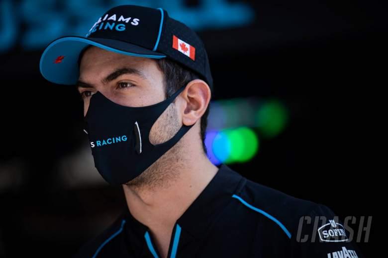 Nicholas Latifi (CDN) Williams Racing.