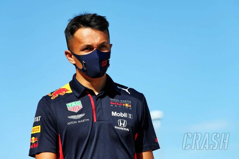 Albon explains reasons for engineer change for F1 British GP